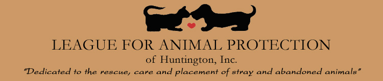 League For Animal Protection of Huntington, Inc.